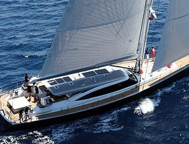 Sailing Yacht Patea New to The Charter Fleet