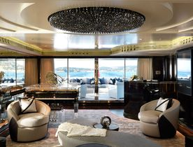 Caribbean yacht charter special: superyacht SEALYON offers discount