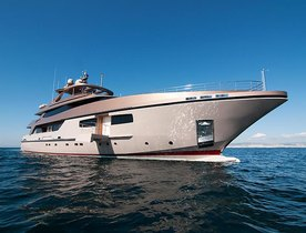 Luxury Yacht GEOSAND Available In Greece This Summer