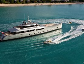 Expedition Yacht EXUMA Available for Luxury Charters in the Seychelles