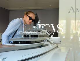 Best Stand Photos LIVE: Monaco Yacht Show 2017