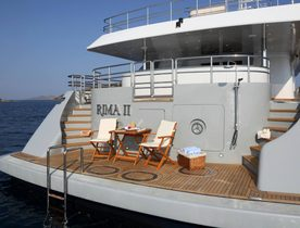 Motor Yacht 'Rima II' Open for Last-Minute Charter in Corsica