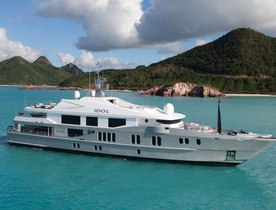 Charter Yacht IDOL Available in the West Med