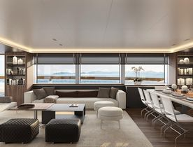 Brand new 47m superyacht 'Drifter World' available for Greece yacht charters in 2021