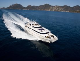 'Sunliner X' Charter Yacht Offers 15% Discount