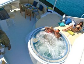 Superyacht FREEDOM Now Available for New Year's Charter