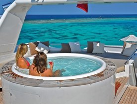 Charter Yacht LIONSHARE Offers 10 Days at $100,000-$105,000