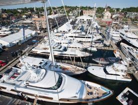 Newport Charter Yacht Show 2016