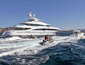 Escape to Costa Rica Aboard Heesen Superyacht INCEPTION