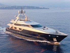 M/Y SOFIA 3 Available for Monaco Grand Prix Charter