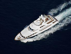 'WILD THYME' Charter Yacht Has Last Minute Availability