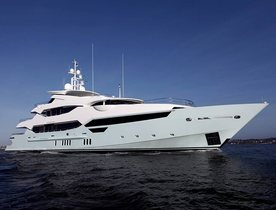 Photos of New Charter Yacht BLUSH Revealed