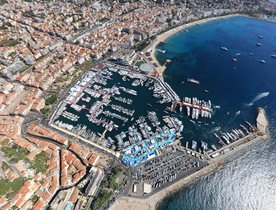Doors open at the Cannes Yachting Festival 2018