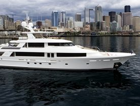 Westport Superyacht 'Far Niente' New to Charter
