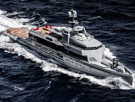 New Year's Eve yacht charter offered by superyacht BOLD