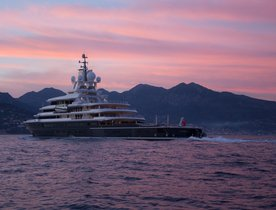 Expedition Yacht LUNA off the Charter Market for Winter