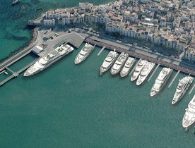 Brand New Superyacht Marina To Open In Ibiza Later This Year