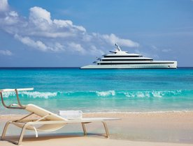 10 of the best superyachts available for charter over the holidays this winter