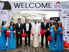 The Singapore Yacht Show Signals Potential for Growth in the Charter Industry