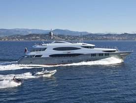 Superyacht 'Zoom Zoom Zoom' Open For Summer Charters In Maine