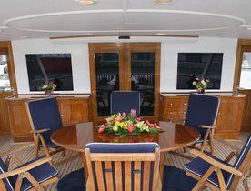 Feadship Motor Yacht MONACO has Rare September Availability