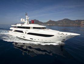 Save 15% on Croatia Charters Aboard Superyacht EMOTION