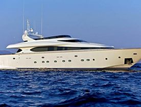 Motor Yacht Marnaya Being Offered For Charter