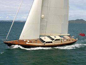 Sailing Yacht MARAE Offers Charter Discount