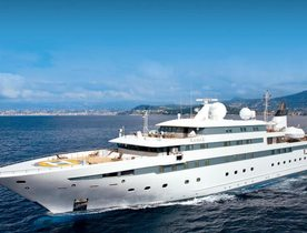 Superyacht 'Lauren L' Available in St Martin and Open to Brazil and Costa Rica Charters
