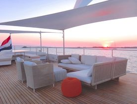 Early Bookings Offer on Charter Yacht SULTANA