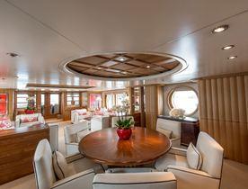 Motor Yacht SEAHORSE Joins Global Charter Fleet