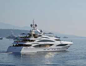 Charter Yacht 'Illusion I' re-named 'Illusion V'