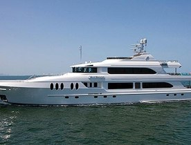 Motor Yacht Just Enough Now for Charter