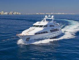 Motor yacht 'CAMARINA ROYALE' New to Charter Fleet