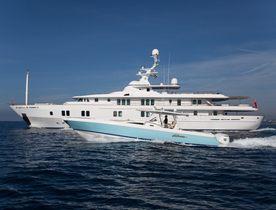 Superyacht KATHARINE Offers Croatian Vineyard Experiences