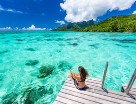 Islands of Tahiti welcoming yacht charters from May