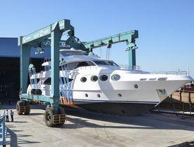 Latest Majesty 125 to Premiere at Dubai Boat Show