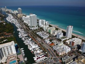 Yachts Miami Beach Changes Name to Miami Yacht Show @ Collins Avenue