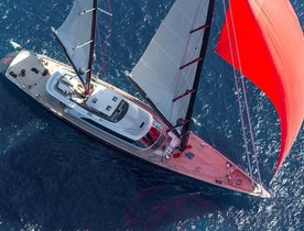 Sailing Yacht SEAHAWK to Return for Loro Piana Caribbean Superyacht Regatta 2016