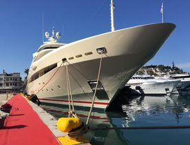 LIVE From The Red Carpet: Mediterranean Yacht Show 2016 Officially Underway