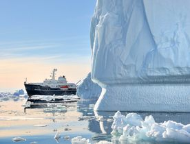 Expedition Yacht LEGEND Open For Winter Charters In Antarctica