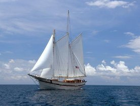 Luxury gulet 'Raja Laut' Available for Charters In South East Asia This Summer