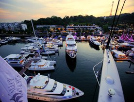 Singapore Yacht Show 2016