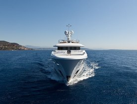 Charter Yacht ASTRA Due to be Launched this Month