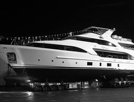 Benetti Motor Yacht Dyna R For Charter