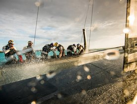 Anticipation Builds for the America's Cup 2017