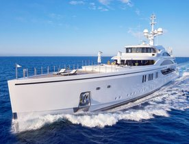 Benetti charter yacht 11/11 to attend Monaco Yacht Show 2018