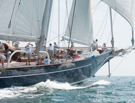 Charter Yacht METEOR to Race at 2017 Candy Store Cup