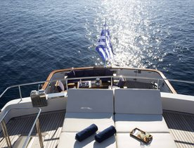 Superyacht 'LIBRA Y' Offers Special Scuba Diving Charter In Greece