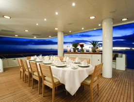 Special Charter Offer on Superyacht UTOPIA in Croatia